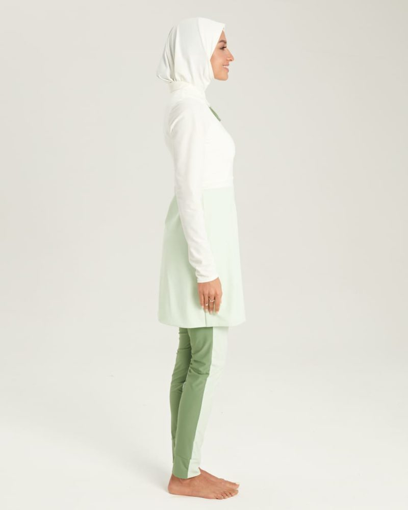 Saulii - White&Mint